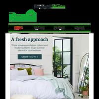 Fresh bedding looks you'll love
