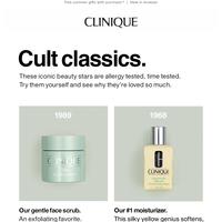 Four cult classics.
