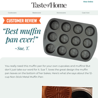 Best muffin pan ever! See the review.