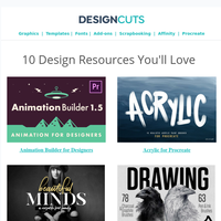 10 design resources you'll love