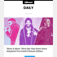 'More Is More': Why Hip-Hop Stars Have Adopted The Instant Deluxe Edition