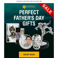 Surprise weekend Father's Day sale!