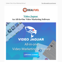 🚀New Deal🚀Conquer The Game Of Video Marketing & Social Media! 👑