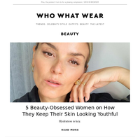 5 beauty insiders just shared their secrets to youthful-looking skin