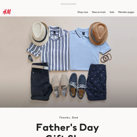 Father's Day gifts for all types of dads