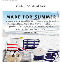 NEW Personalized Beach Collection With Pottery Barn Kids