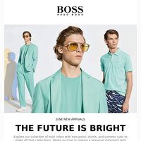 The BOSS Edition: Explore March New Arrivals
