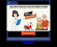 Buy Health Insurance with Cashless Claim Benefit & Tax saving U/S 80D