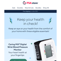 Monitor Your Health From Home