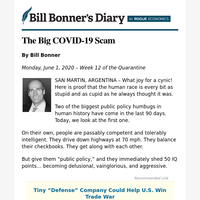 The Big COVID-19 Scam