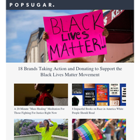 18 Brands Taking Action and Donating to Support the Black Lives Matter Movement