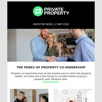 Perks of property co-ownership