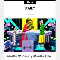 What the 2021 Grammys Could Look Like