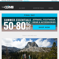 Now Available: Danner + Altra, Rocksolar, Work From Home Sale, Grand Trunk, T-Shirt Shop, FRESHeTECH, New Balance, Electric Watches, Ryders Eyewear, LEUS, and More