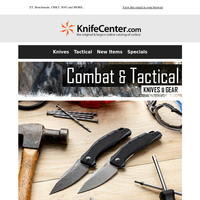 Combat and Tactical Essentials + Father's Day Sales!