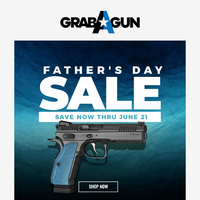 🔥Father's Day Ammo Sale! 9MM, 5.56, .223, .357, .40 & More!🔥