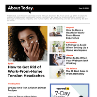 How to Get Rid of Work-From-Home Tension Headaches