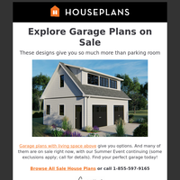 Stylish Garage Plans with Extra Space