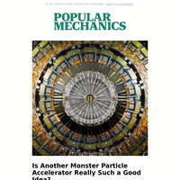 Is Another Monster Particle Accelerator Really Such a Good Idea?