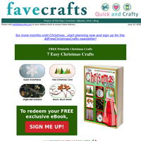 ICYMI:  Easy Christmas Crafts for You!
