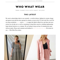 I found the best summer sale buys from & Other Stories, COS and Topshop