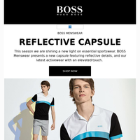 New in: The Reflective Capsule