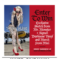 Win a $200 Tattoo Gift Certificate & More from Stitched Up Heart & INKED