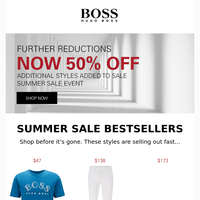 Sale Best Sellers Now 50% Off