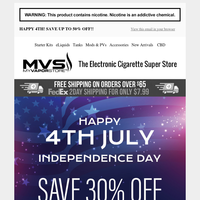 Better Late than Never. Independence Day Sale Ends Today!🎆