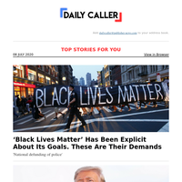 'Black Lives Matter' Has Been Explicit About Its Goals. These Are Their Demands