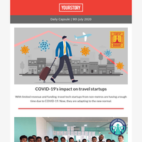 COVID-19's impact on small-town travel startups; Simpl's product ethos