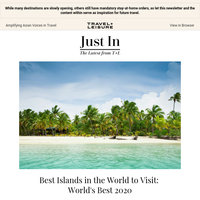Best Islands in the World to Visit: World's Best 2020