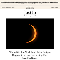 When Will the Next Total Solar Eclipse Happen in 2020?