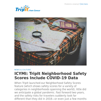 COVID-19 Data Now Included in Neighborhood Safety Scores