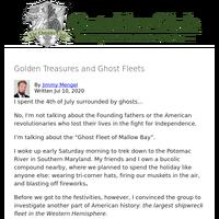 Golden Treasures and Ghost Fleets
