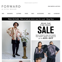 A Sale That's Fit to Print