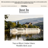 Top 10 River Cruise Lines: World's Best 2020