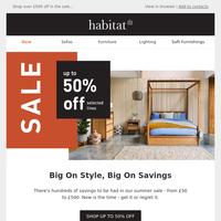SALE   Save over £500
