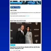 Naya Rivera's Ex, Ryan Dorsey, Reunites with Son, Had 'No Idea' She Was Taking Him to Lake