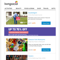 Online Real Estate Courses + Mega Sale