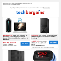 Weekend Sale: Extra 10% off Dell PCs, $17 Oximeter, $169 Apple Watch & Lenovo Flex 2-in-1 Laptop Under $600