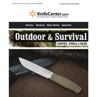 Outdoor/Survival Essentials + Summer Clearance Sale!