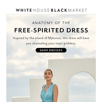 Summer's IT Dress Has Arrived