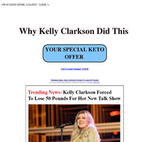 Kelly Clarkson's Amazing 2020 Weight Loss Has Silenced Haters
