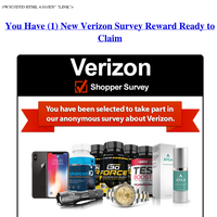 Final Notice: Verizon Offer expiring soon!
