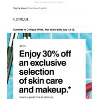Hot deal #5. Skin care + makeup.