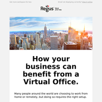 Work more professionally from home or remotely