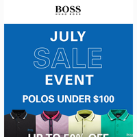 POLOS UNDER $100