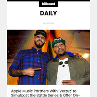 Apple Music Partners With 'Verzuz' to Simulcast the Battle Series & Offer On-Demand Streaming