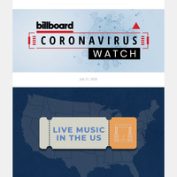 Live Music in the US: Tracking Coronavirus Concert Closures & Reopenings Across the Country